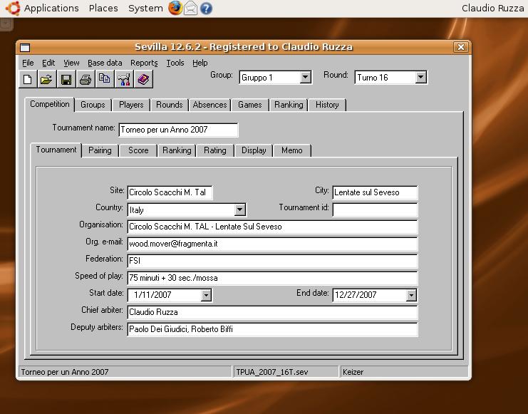 Running Sevilla under Linux (Wine) | Home of JBF Software